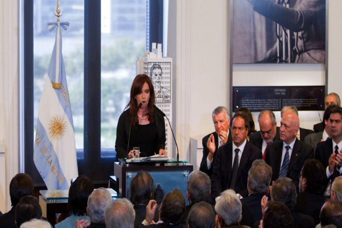 Η Αργεντινή και τ' αρπακτικά