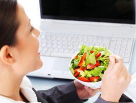 Φαγητό στην εργασία