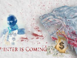 """Πούτιν """"ο χειμώνας έρχεται"""""""